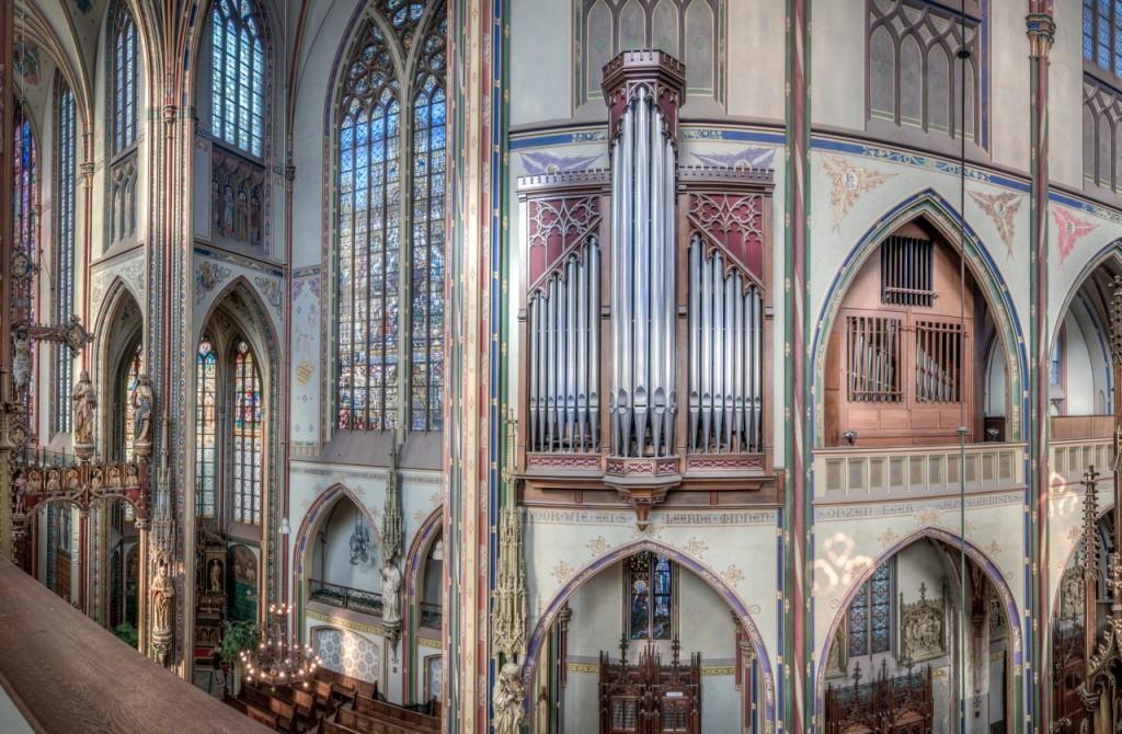 Adema-orgel in de Krijtberg
